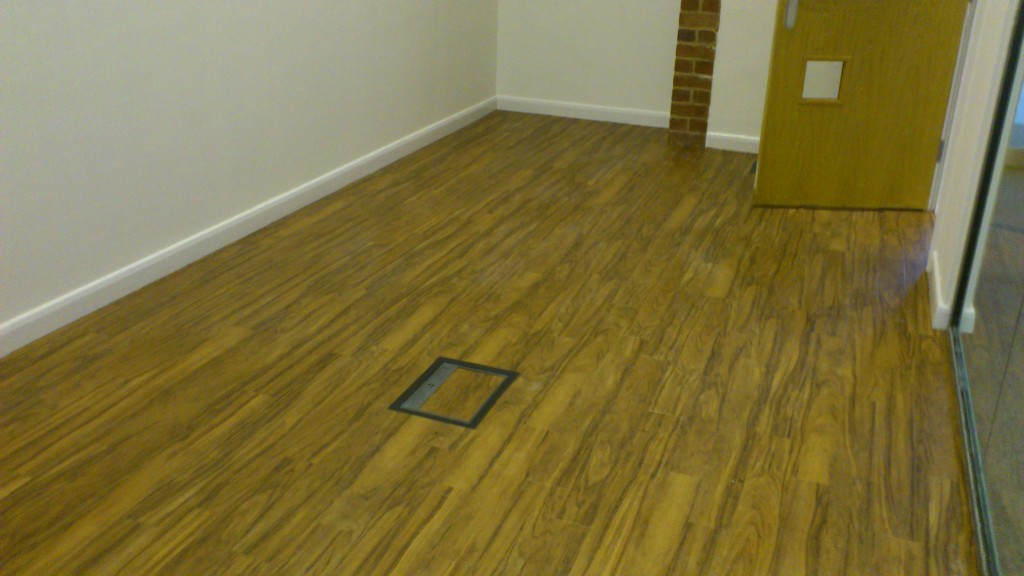 Polyflor Beveline French Nut Tree (Boardroom)