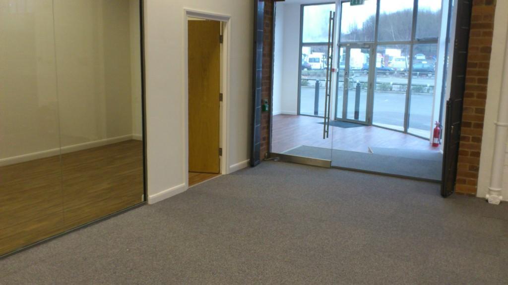 Entrance/Boardroom Polyflor/Main Area Carpet Tiles